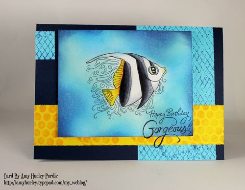 April PenPattern Angel Fish 1
