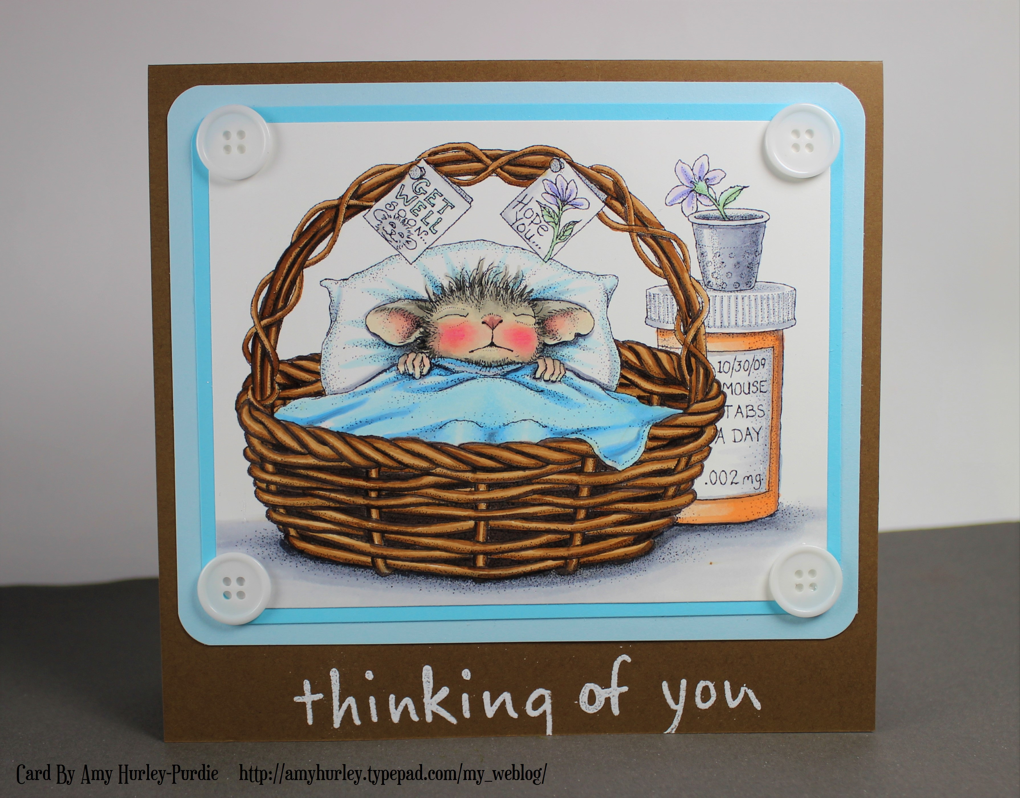 The Amy Doodle Of It All . . . : Stampendous and House - Mouse ... Card House Mouse Designs on house mouse design time, house cleaning services business cards, house mouse christmas,
