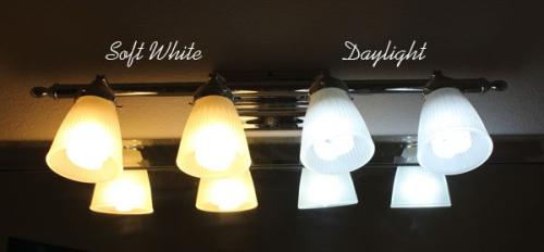 Soft-white-vs-daylight-light-bulbs