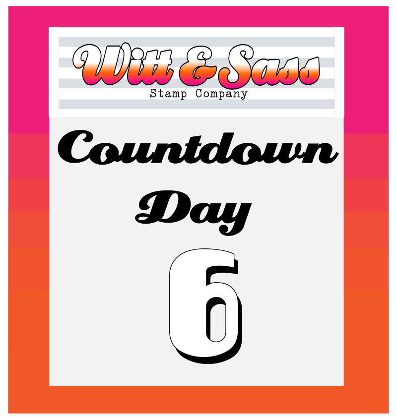 Countdown day 6
